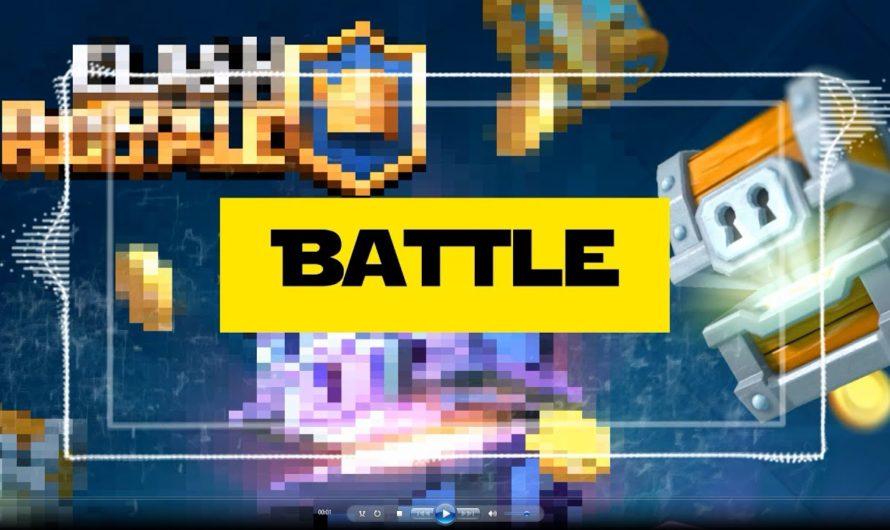 Batalla nivel 6 vs 8 – Clash Royal – #2
