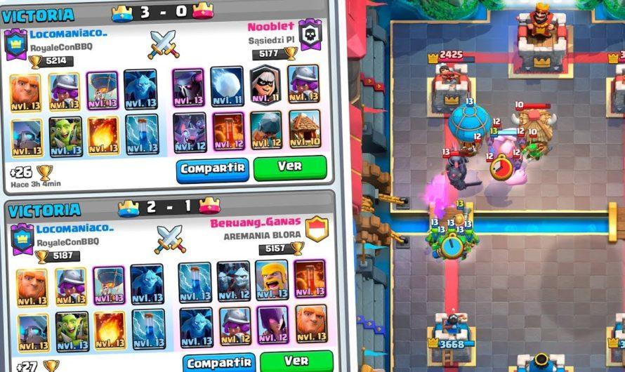 !MÁS de 25 partidas sin perder en LADDER! Clash Royale