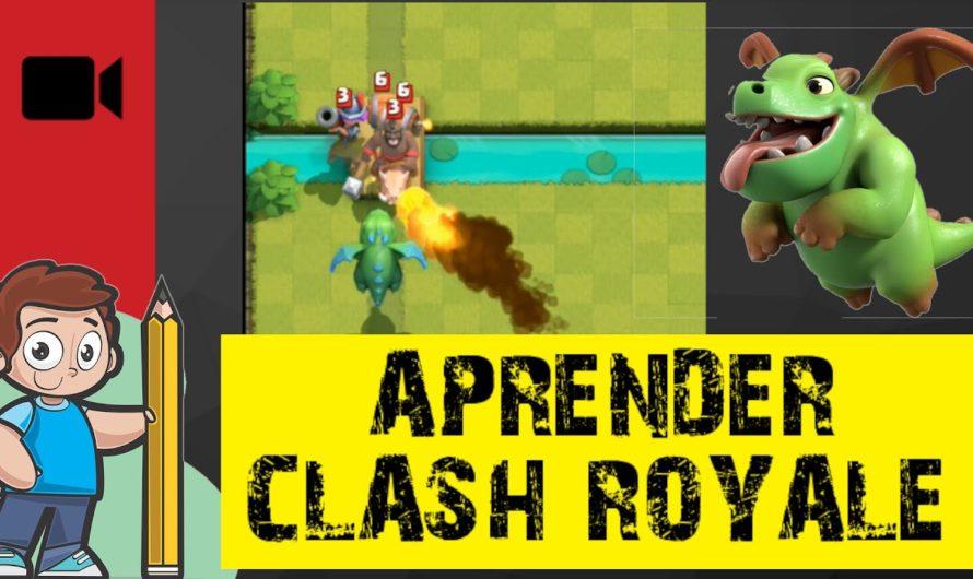 Aprender a JUGAR a Clash Royale 👍 Torres nivel 1