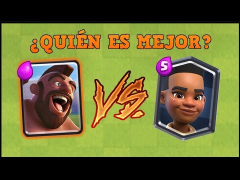 MONTACARNEROS vs MONTAPUERCOS | Clash Royale – BATALLA 1 vs 1
