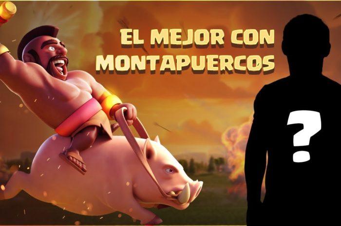 Así ATACA el Mejor Jugador de MONTAPUERCO Hispano | Plenazos en Guerras de CWL con el Nuevo Meta