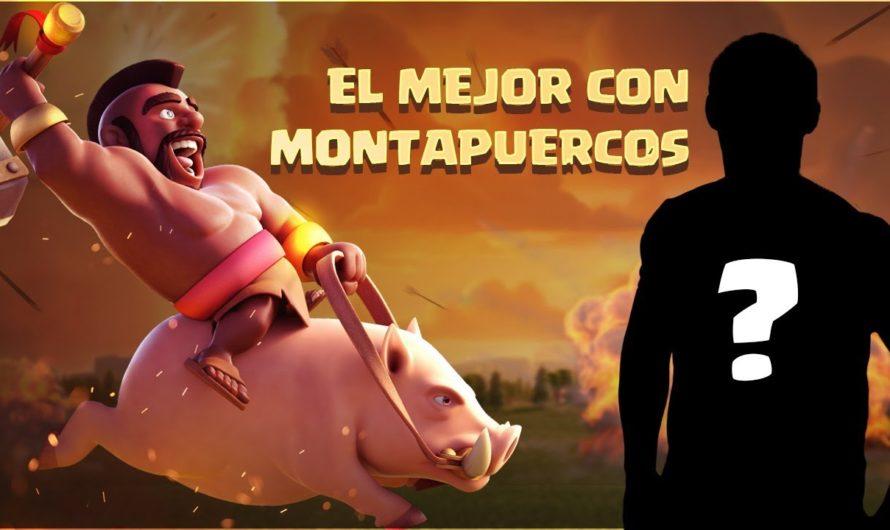 Así ATACA el Mejor Jugador de MONTAPUERCO Hispano   Plenazos en Guerras de CWL con el Nuevo Meta