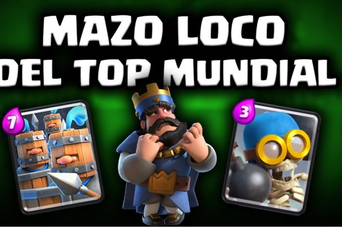 ¡MAZO LOCO DEL TOP MUNDIAL! RECLUTAS + BOMBARDERO