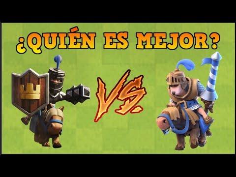PRINCIPE vs PRINCIPE OSCURO   Clash Royale   Duelo 1 vs 1  