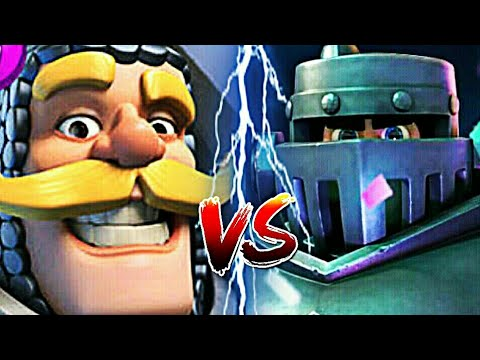 ¿Qué Caballero es Mejor en Clash Royale?