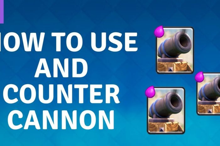 How to Use and Counter Cannon in Clash Royale – Cañon