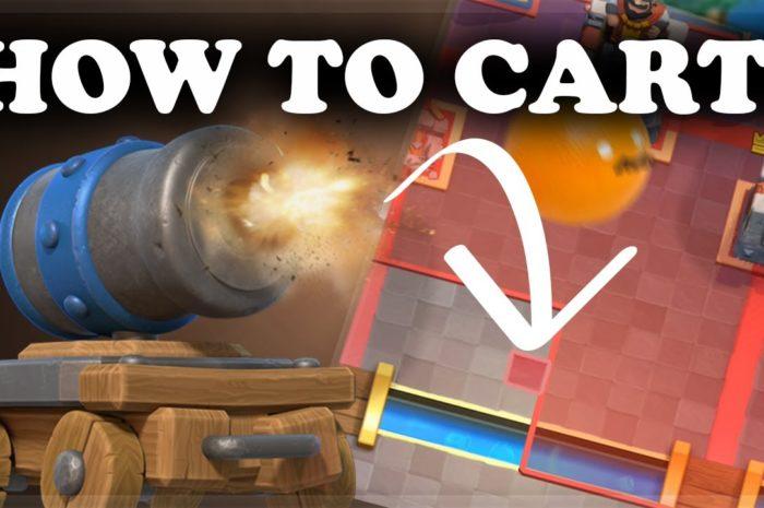 How to Use & Counter Cannon Cart | Cañon con ruedas