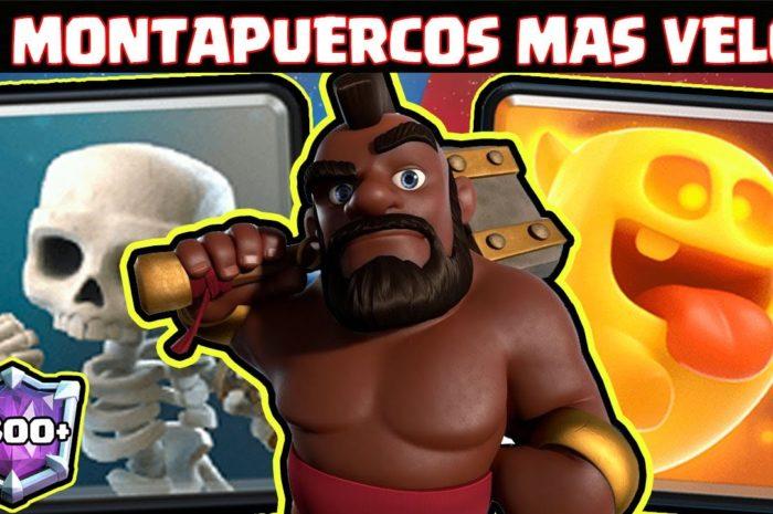 ¡¡EGOR ARRASA CON EL NUEVO Y MAS RÁPIDO CICLADO DE MONTAPUERCOS EN 7800+ COPAS!!