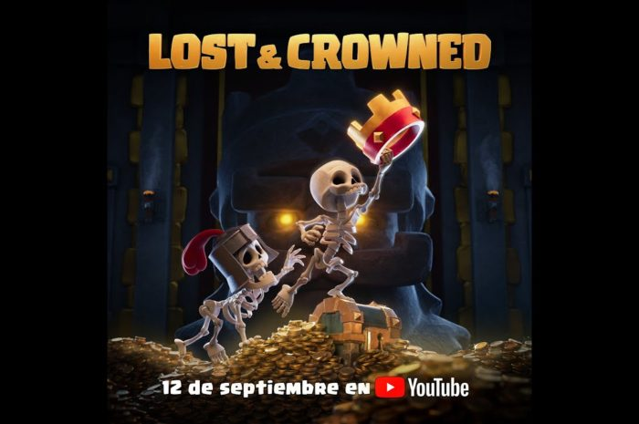 LOST & CROWNED – Se buscan guardias