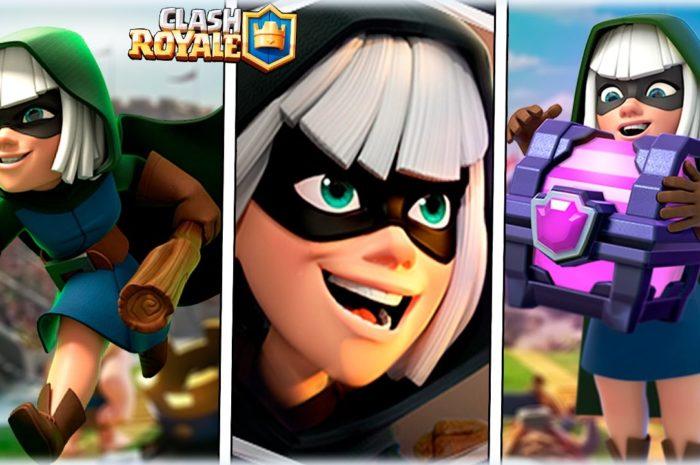 ¡¡ LOS 3 MEJORES MAZOS CON LA BANDIDA !! | BIEN USADA DESTROZA!! – Clash Royale [WithZack]
