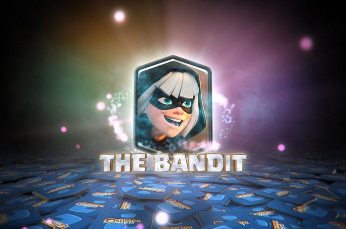 Clash Royale: BANDIT'S BATTLE SKILLS!