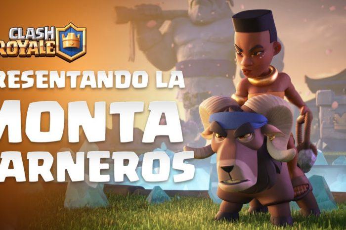 Clash Royale en Español: Presentando a la Montacarneros
