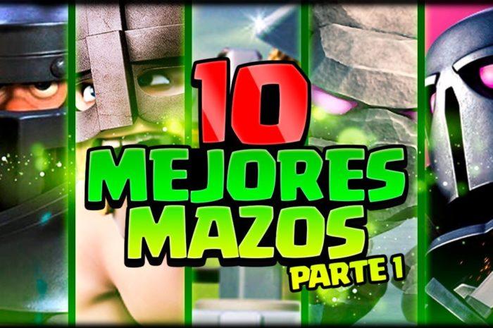 LOS 10 MEJORES MAZOS DE LA NUEVA ACTUALIZACIÓN PT1 – Clash Royale – WithZack