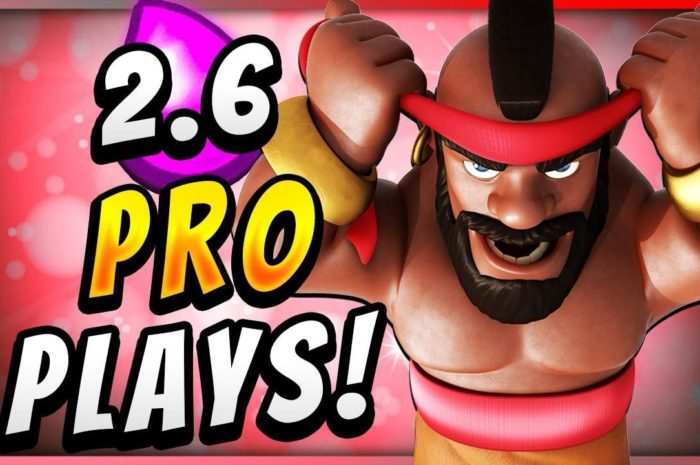 OUTPLAY ANY MATCHUP! 2.6 HOG RIDER DECK — Clash Royale