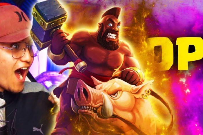¡¡ESTE ES EL MEJOR MAZO DE MONTAPUERCO DE Clash Royale!! (NO 2.6) – YoSoyRick